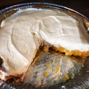 paleo lemon pie